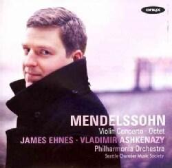 Seattle Chamber Music Society - Mendelssohn: Violin Concerto, Octet