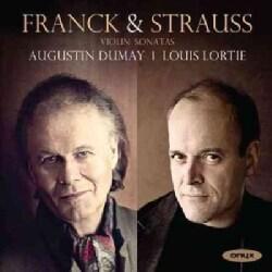 Louis Lortie - Franck: Violin Sonata, Melancolie, Prelude Fugue & Variation