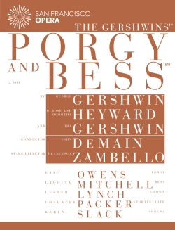 The Gershwins: Porgy & Bess (DVD)
