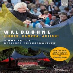 Waldbuhne 2015: Lights, Camera, Action! (Blu-ray Disc)