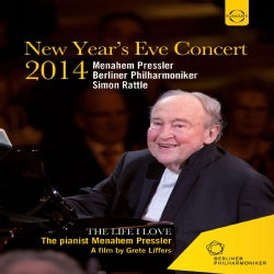 New Year's Eve Concert 2014 (Blu-ray Disc)