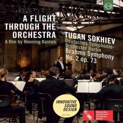 Brahms: A Flight Through The Orchestra (Blu-ray Disc)