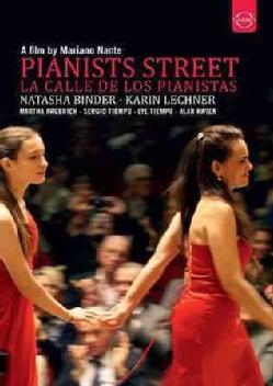 Pianists Street-La Calle de los Pianistas