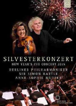 Berliner Philharmoniker: New Year's Eve Concert 2015 (Blu-ray Disc)
