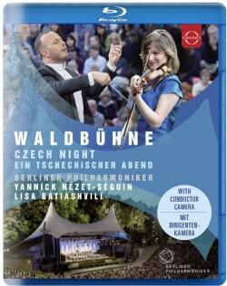 Waldbuehne 2016: Czech Night (Blu-ray Disc)