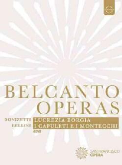 Belcanto Operas: San Francisco Opera (DVD)
