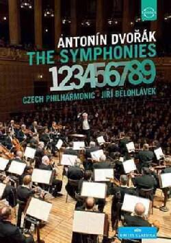 Dvorak: The Symphonies Edition (DVD)