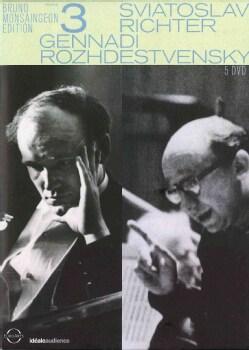 Bruno Monsaingeon Edition Vol. 3 Sviatoslav Richter/Gennadi Rozhdestvensky