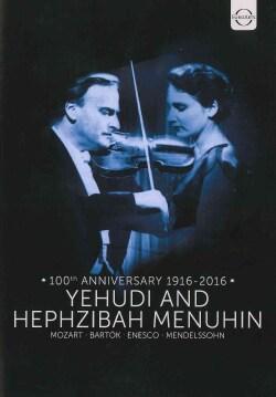 Yehudi and Hephzibah Menuhin