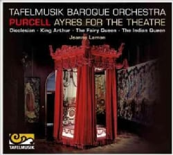 Tafelmusik Baroque Orchestra - Purcell: Ayres for The Theatre