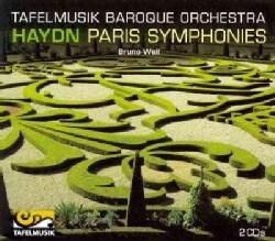 Tafelmusik Baroque Orchestra - Haydn: Paris Symphonies Nos. 82-87