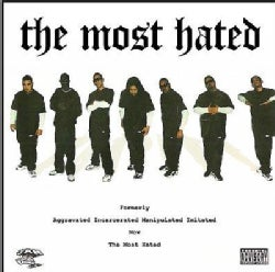 Most Hated - The Most Hated (Parental Advisory)