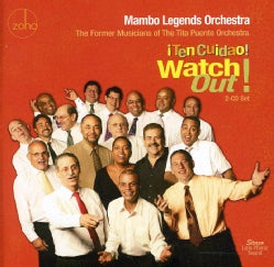 Mambo Legends Orchestra - Watch Out! Ten Cuidao!