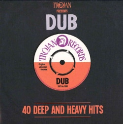 Various - Trojan Records Presents: Dub- 40 Deep And Heavy Hits