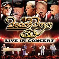 Live In Concert: 50th Anniversary Tour (Blu-ray Disc)