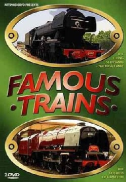 Famous Trains (DVD)