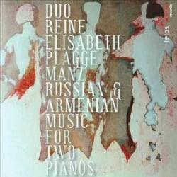 Aram Chatschaturjan - Chatschaturjan/Tscherepnin: Russian & Armenian Music for Two Pianos