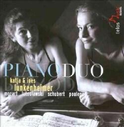 Ines Lunkenheimer - Katja & Ines Lunkenheimer Piano Duo