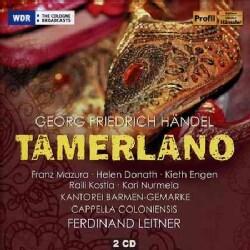 Ferdinand Leitner - Handel: Tamerlano