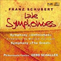 Gerd Schaller - Schubert: Late Symphonies
