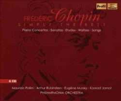 Philharmonia Orchestra - Chopin: Simply the Best