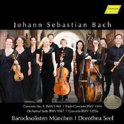 Barocksolisten Munchen - Bach: Works for Strings