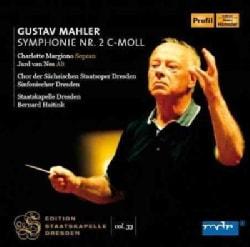 Chor Der Sachsischen Staatsoper Dresden - Mahler: Symphonie No. 2