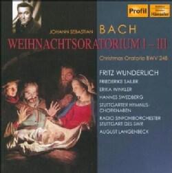 Stuttgarter Hymnus-Chorknaben - Bach: Weihnachtsoratorium (Christmas Oratorio)