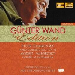 Pyotr Il'yich Tchaikovsky - Tchaikovsky/Mussorgsky: Gunter Wand Edition, Vol. 20