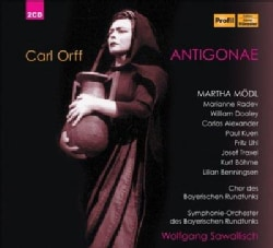 Chor Des Bayerischen Rundfunks - Orff: Antigonae