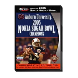 2005 Sugar Bowl: Auburn Vs Virginia Tech (DVD)