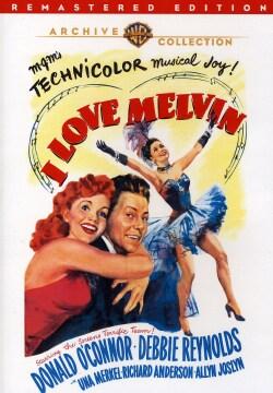 I Love Melvin (DVD)