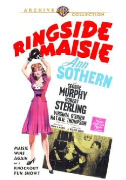 Ringside Maisie (DVD)