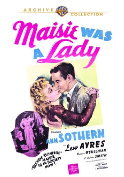 Maisie Was A Lady (DVD)