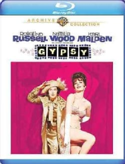 Gypsy (Blu-ray Disc)