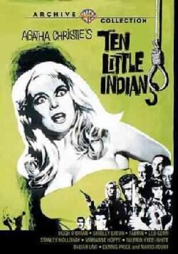 Ten Little Indians (DVD)