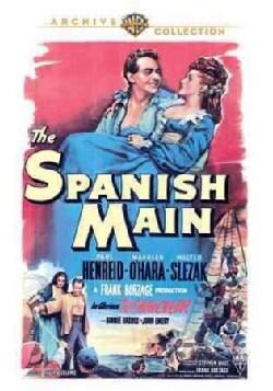 The Spanish Main (DVD)