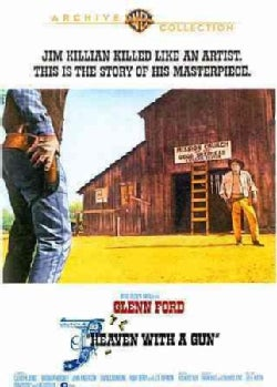 Heaven With A Gun (DVD)