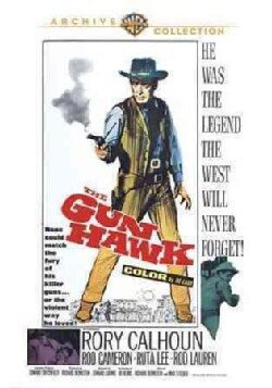 The Gun Hawk (DVD)