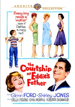 The Courtship Of Eddies Father (DVD)