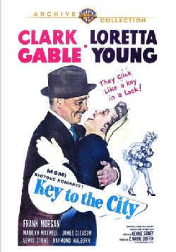 Key To The City (DVD)
