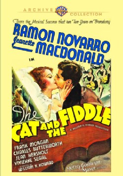 The Cat And The Fiddle (DVD)