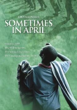 Sometimes In April (DVD)