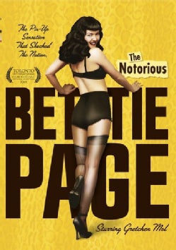 The Notorious Bettie Page (DVD)