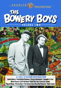 The Bowery Boys Collection Vol. 4 (DVD)
