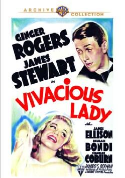 Vivacious Lady (DVD)