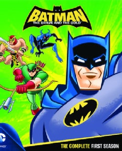 Batman Brave & The Bold: The Complete First Season (Blu-ray Disc)