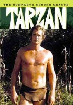 Tarzan: The Complete Second Season (DVD)