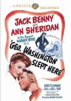 George Washington Slept Here (DVD)