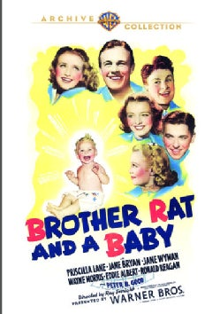 Brother Rat And A Baby (DVD)